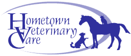 Logo for Hometown Veterinary Care