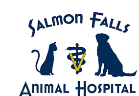 Logo for Salmon Falls Animal Hospital South Berwick, Maine