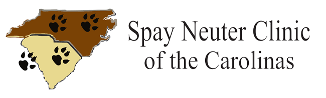 Logo for Veterinarians Charlotte | Spay Neuter Clinic of the Carolinas
