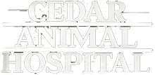 Logo for Cedar Animal Hospital