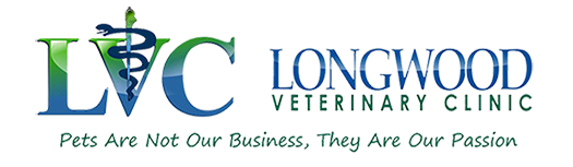 Logo for Longwood Veterinary Clinic