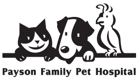 Logo for Veterinarians Payson, Utah | Payson Family Pet Hospital