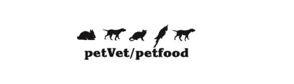 Logo for Veterinarians in Oakland | PetVet PetFood